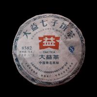 Шен Пуэр фабрика Мэнхай 2013 год