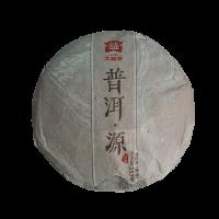 Шу Пуэр фабрика Мэнхай 2015 год